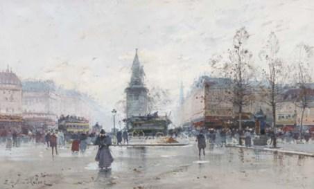 Eugène_Galien-Laloue_Paris_Place_Clichy
