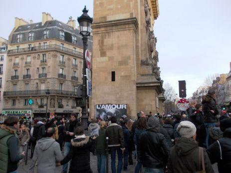 """""""La France des classes moyennes centristes (anti égalité, catholiques, anti classes populaires)."""" Extrait de Qui est Charlie ? Sociologie d'une crise religieuse d'Emmanuel Todd."""