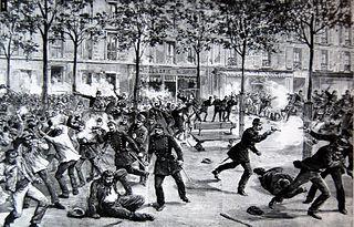 1er mai 1891 : Echaufourée à Clichy
