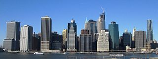 Skyline de Manhattan Photo : Beyond My Ken (Wikimedia Commons)